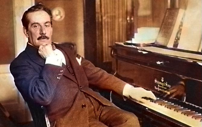 La vera storia di Giacomo Puccini